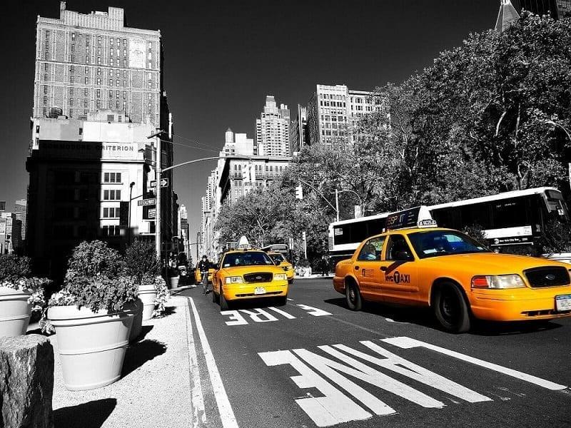 Quanto costa prendere un taxi a New york e come chiamarli