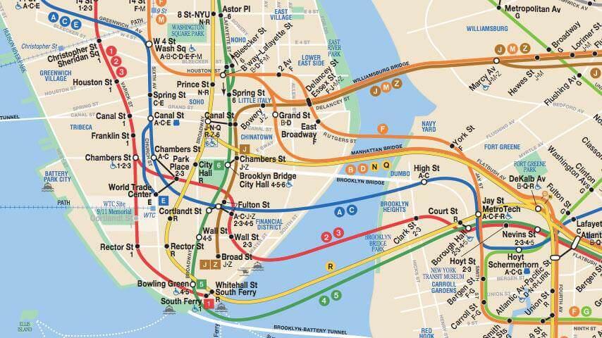 Come funziona e come prendere la metropolitana a New York