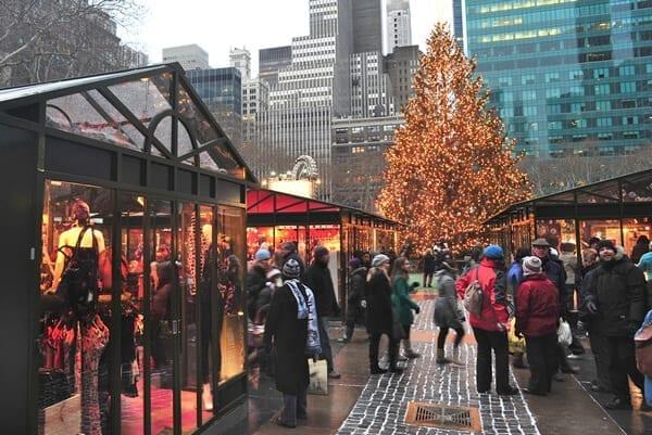 Mercatini di Natale a New York 2018: Date di apertura e dove sono