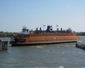 Staten Island Ferry gratuito a New York