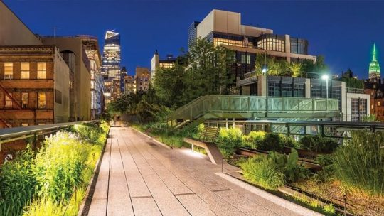 High Line di New York
