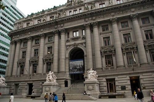 Museo nazionale degli indiani d'America a New York