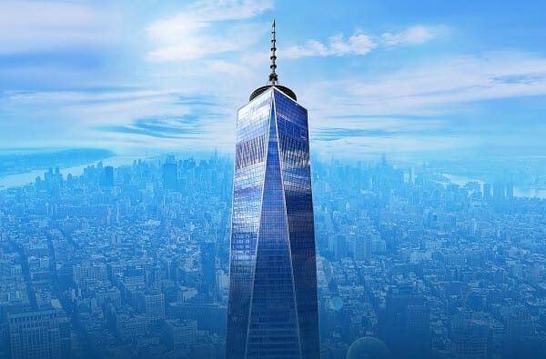 Apre il One World Trade Center e il suo Osservatorio