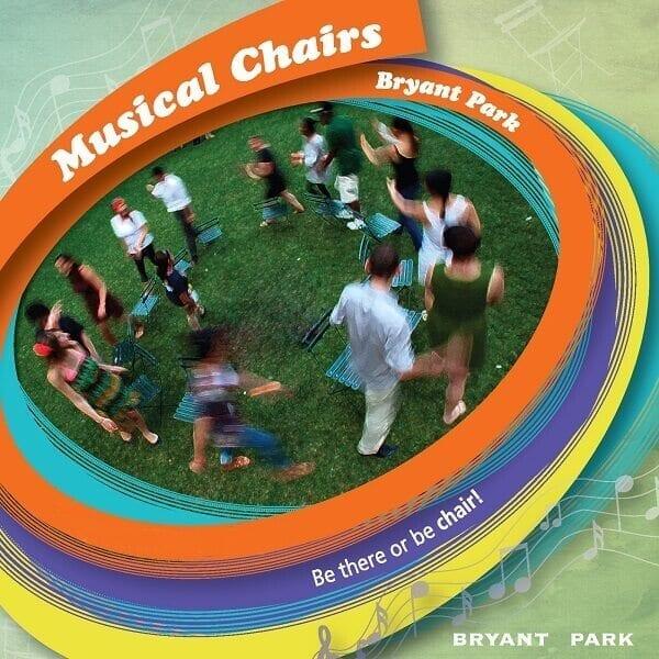 Musical Chairs a Bryant Park: il gioco delle sedie