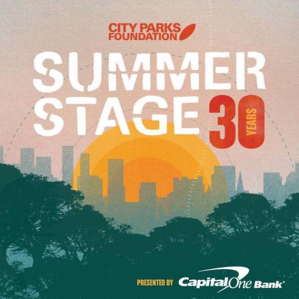 Summerstage: Concerti gratuiti estivi nei parchi di New York