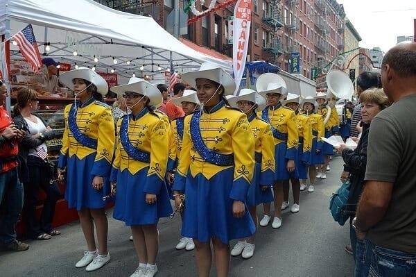 Festa di San Gennaro a New York