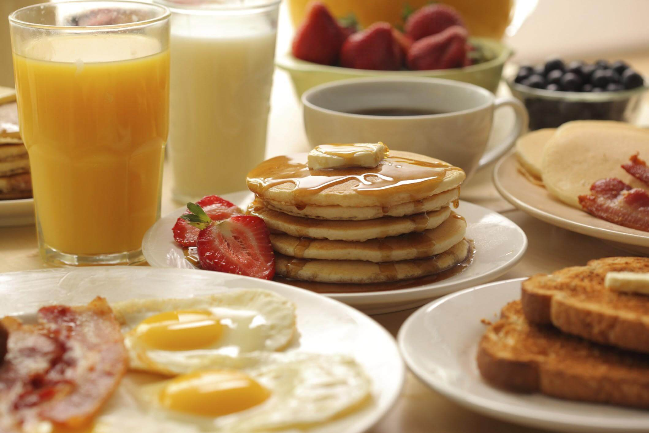 Dove fare una buona colazione a New York per una buona partenza