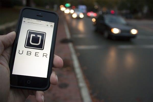 Uber: Auto a noleggio con conducente come funziona