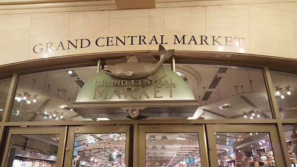 Grand Central Market New York