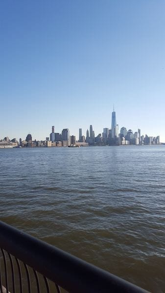 panorama da Hoboken