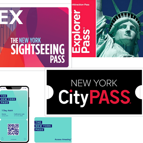 City Pass, New York Pass oppure Explorer Pass: quale conviene acquistare