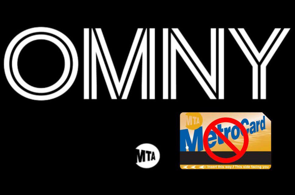 Addio alla vecchia MetroCard: a New York arriva la nuova card OMNY con sistema Contactless